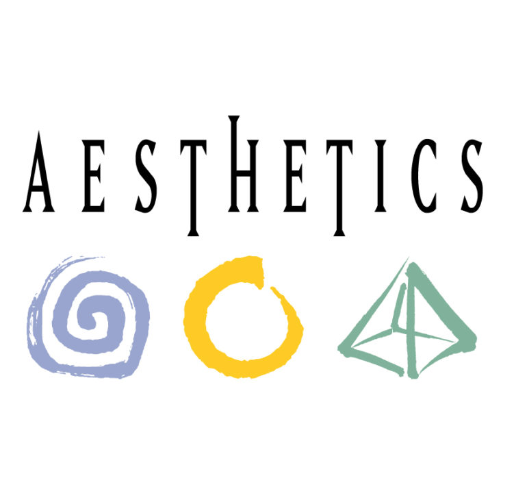 Ancient Symbols Comprise The Aesthetics Logo Aesthetics Art Design